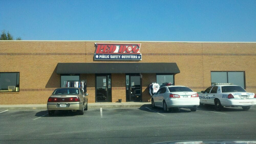 Red Dog Public Safety Outfitters: 1020 Indian Springs Dr, Forsyth, GA