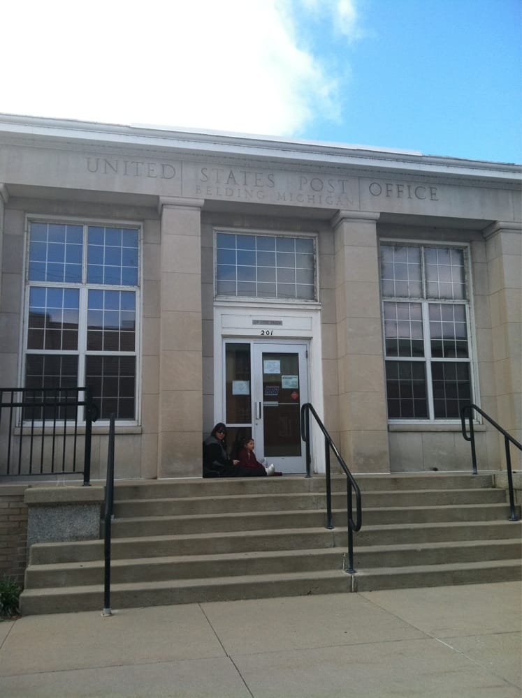 United States Government: 201 E Main St, Belding, MI