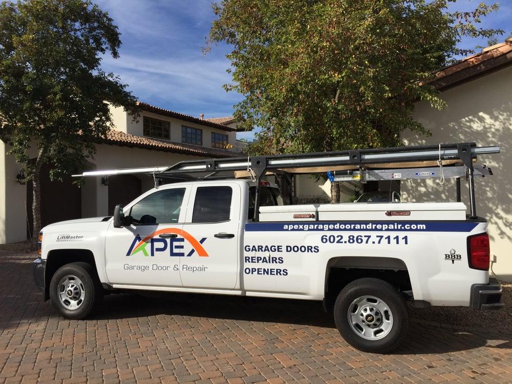Perfect Apex Garage Door U0026 Repair   32 Photos U0026 153 Reviews   Garage Door Services    Scottsdale, AZ   Phone Number   Yelp