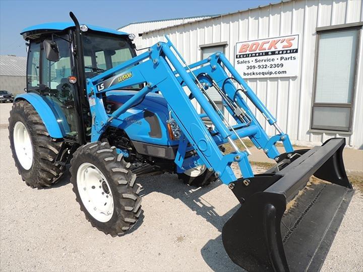 Bock's Equipment & Repair: 1230 SE 2nd St, Galva, IL