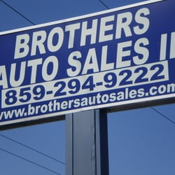 brother s auto sales car dealers 285 e new circle rd lexington ky phone number yelp. Black Bedroom Furniture Sets. Home Design Ideas
