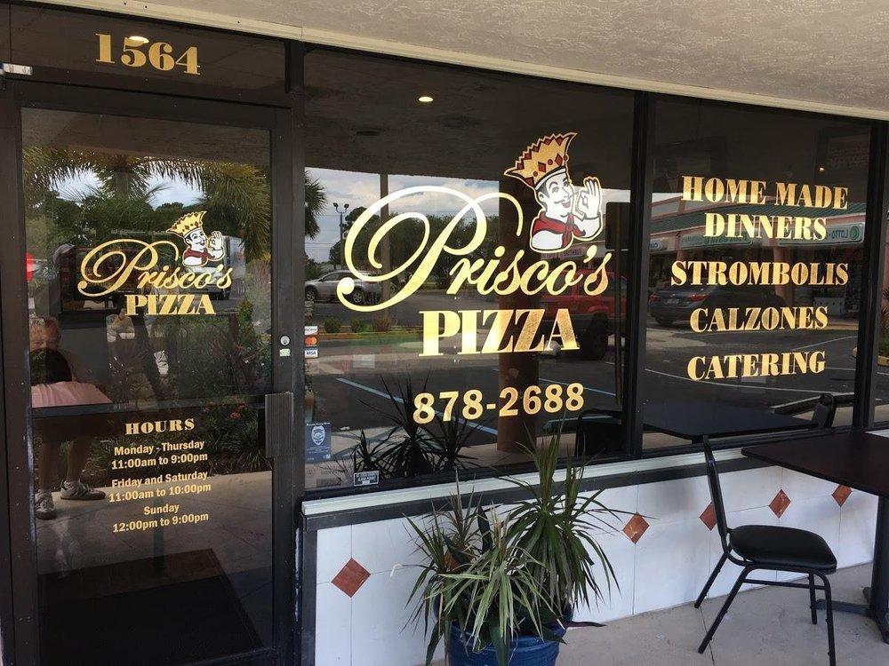 Prisco Pizza