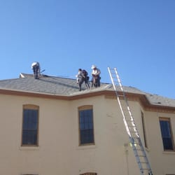 Amazing Photo Of Weeks Roofing Company   El Paso, TX, United States. Safety Ropes