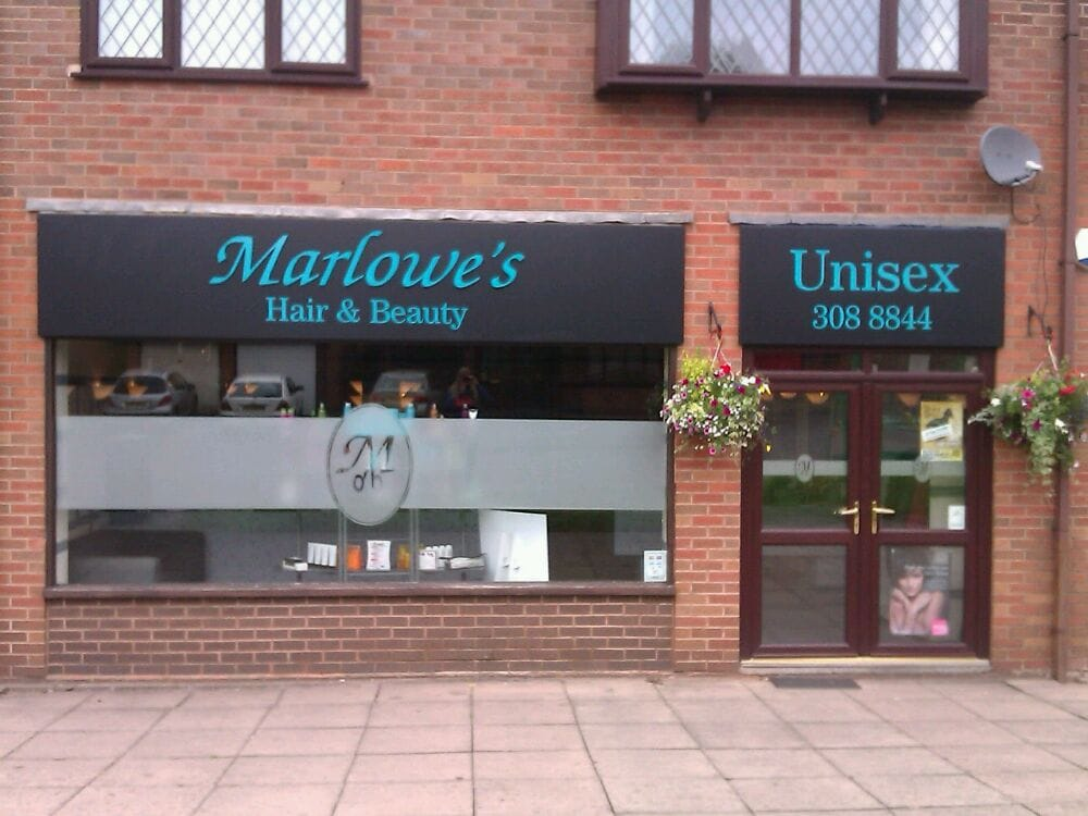 Marlowe s hair beauty hair salons 48 bishops way for Hair salon birmingham