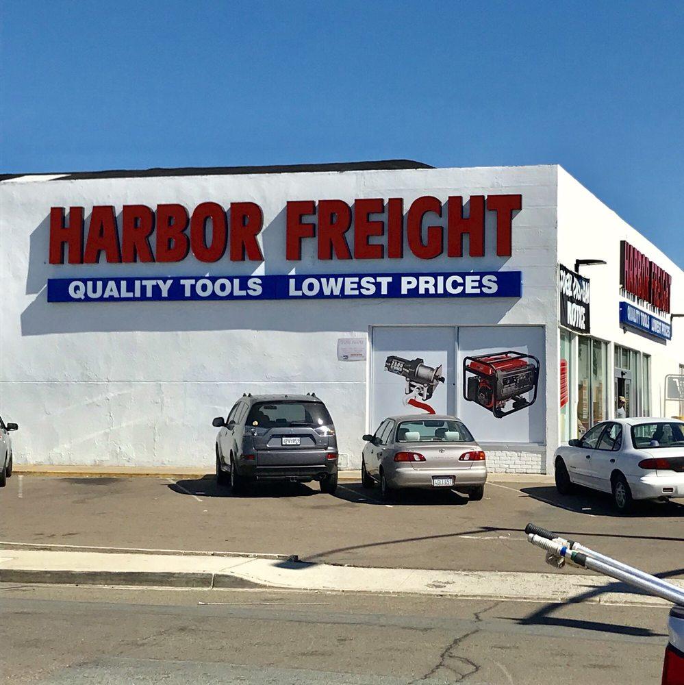 Harbor Freight: 7702 Broadway, Lemon Grove, CA