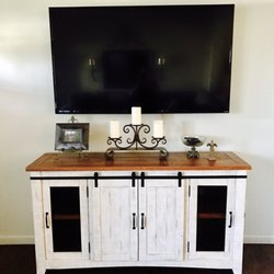 Good Photo Of American Furnishings Dublin Ca United States Love Our Barn  Door With Furniture Stores In Dublin