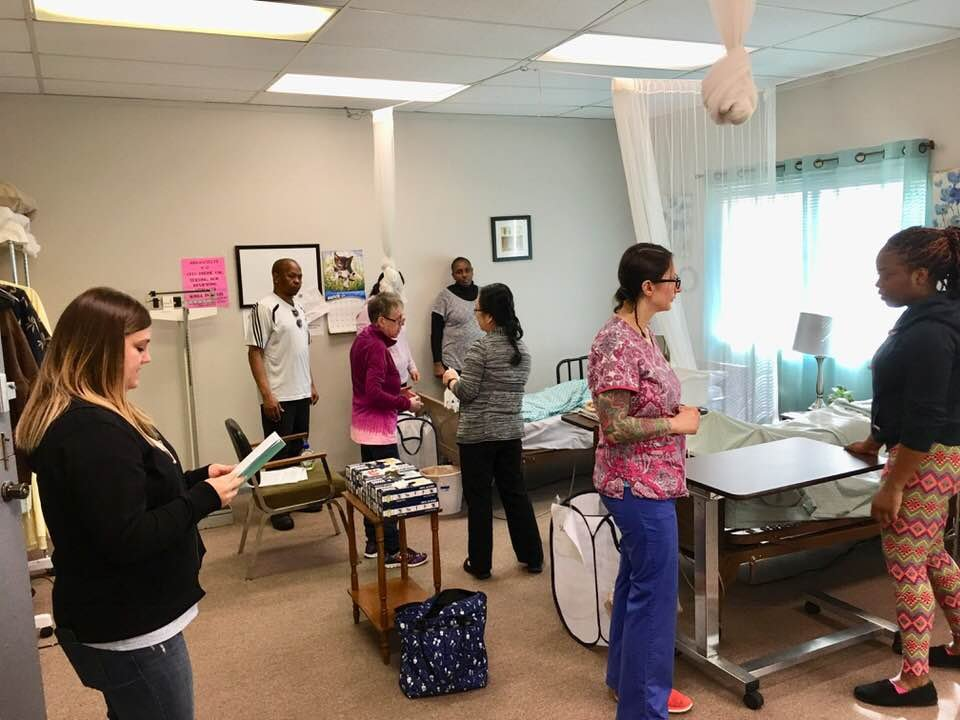 Divine Cna Training 10 Photos 18 Reviews Nursing Schools