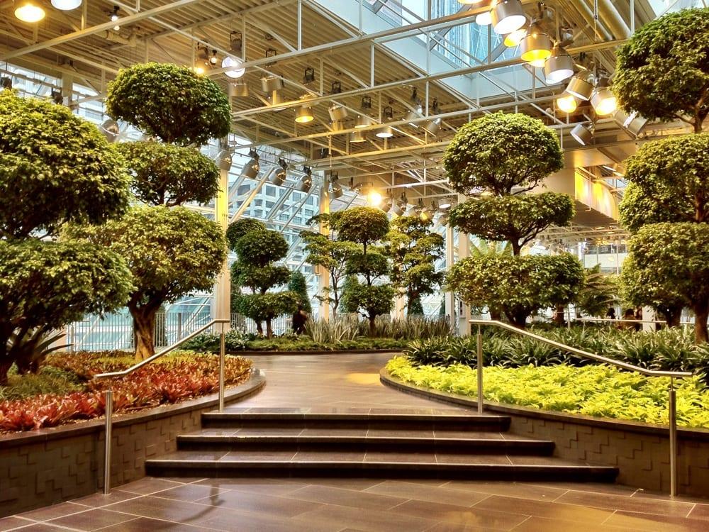 Devonian Gardens grand re-opening - Yelp