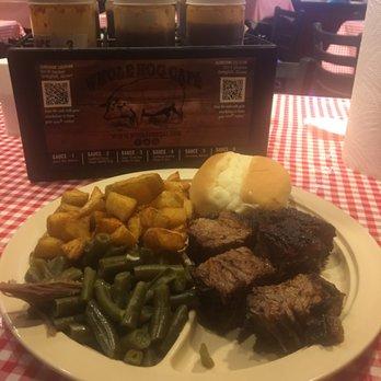 Whole Hog Cafe Springfield Mo Reviews