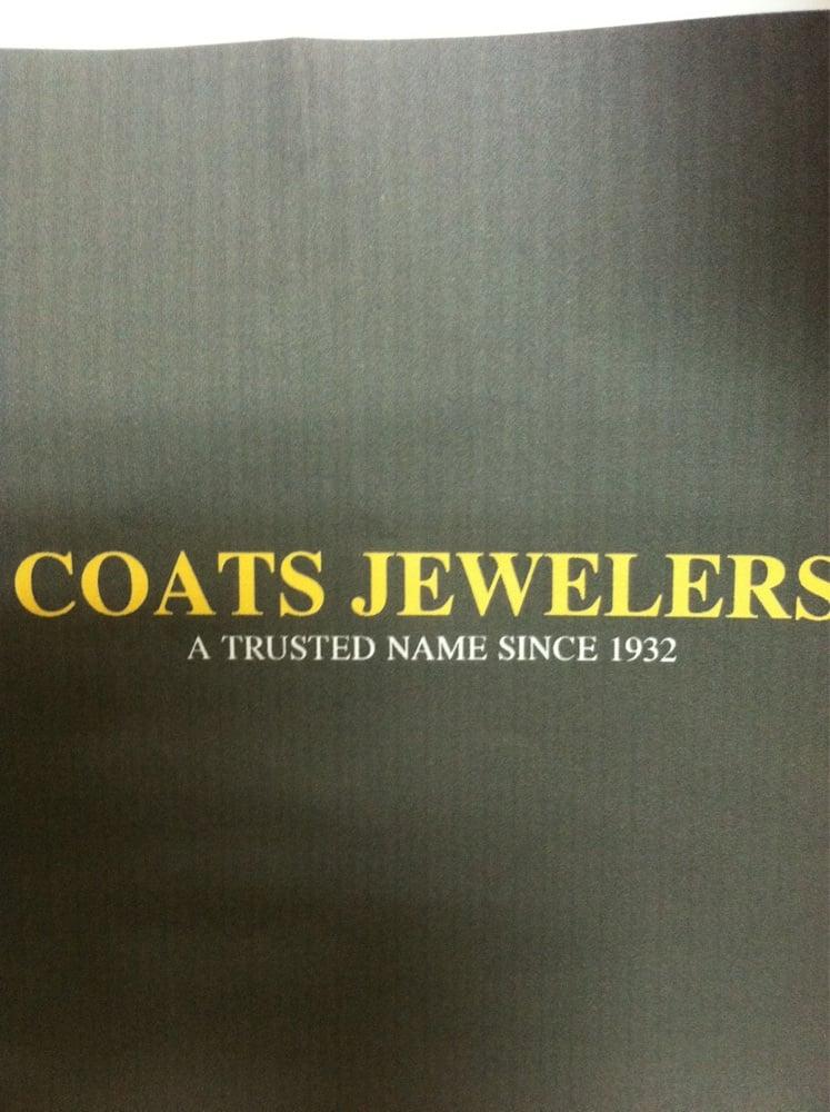 Coats  Jewelers: 109 E Houston St, Cleveland, TX