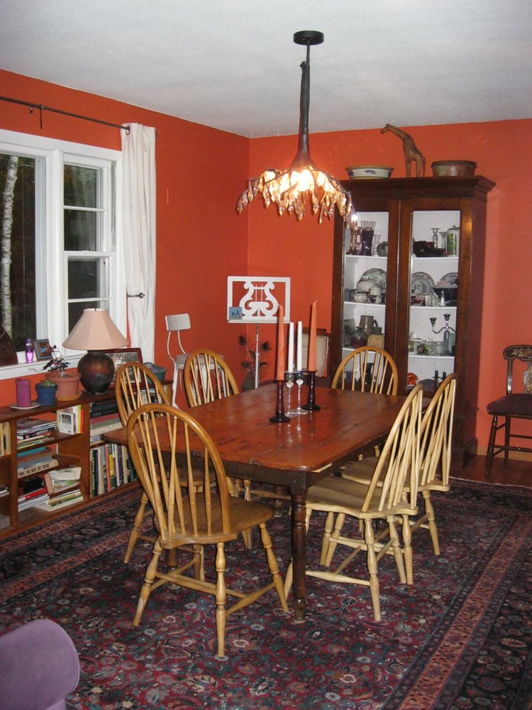 The Purple Chef's House: 744 Meadowbrook Rd, Brattleboro, VT