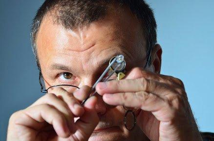 Conception et réparation de bijoux George Necula