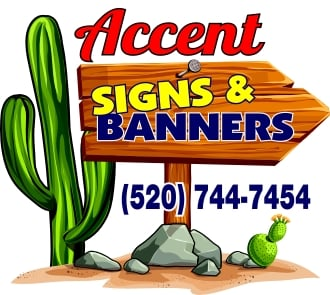 Accent Signs & Banners