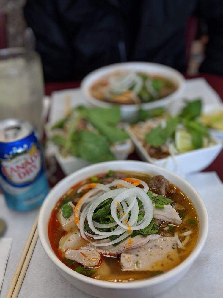 Bun Bo Hue An Nam: 740 Story Rd, San Jose, CA