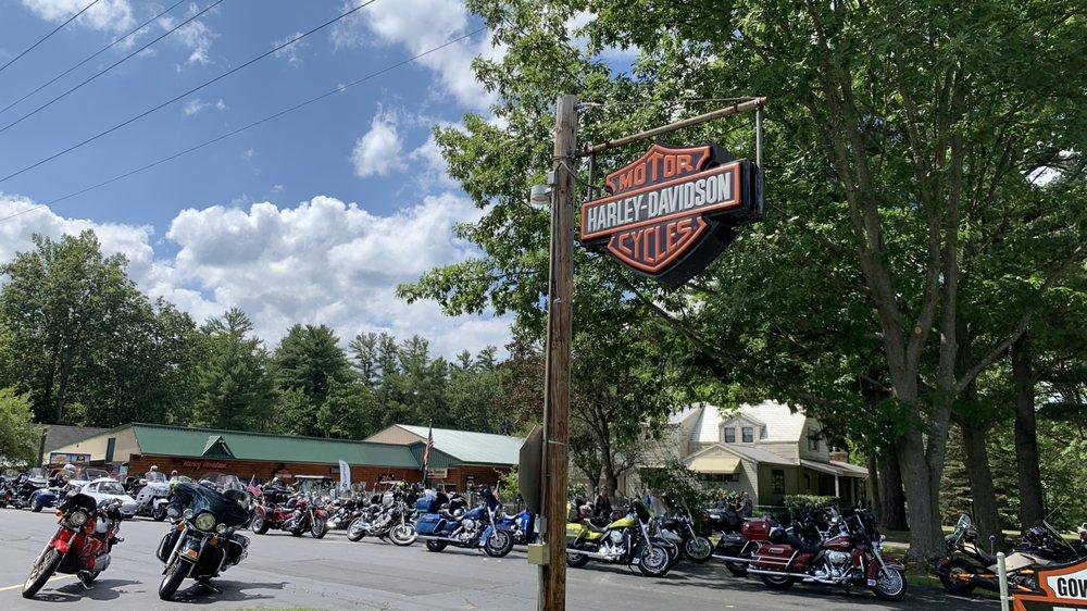 Gowanda Harley-Davidson: 2535 Gowanda Zoar Rd, Gowanda, NY