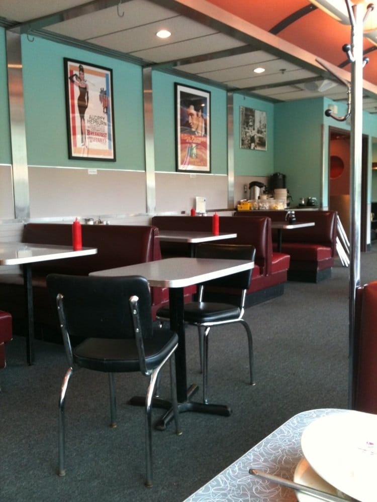 Trolley Diner Philly