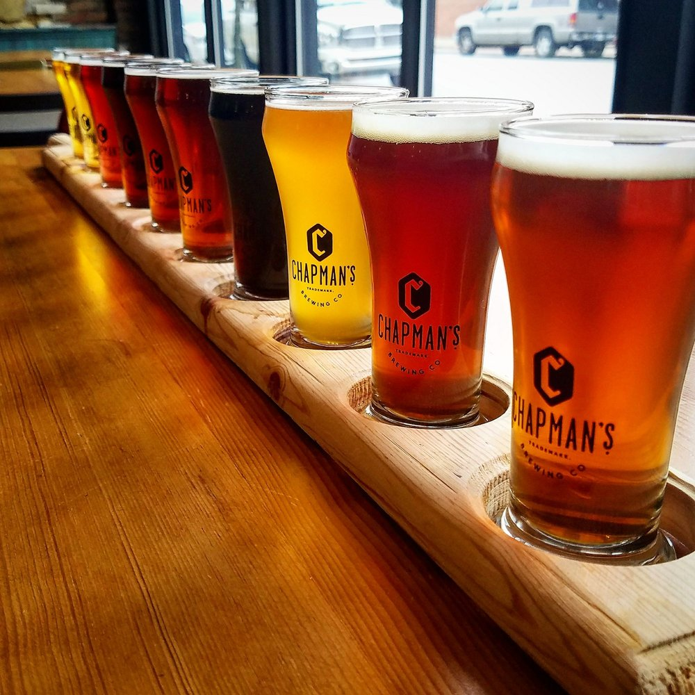 Chapman's Brewing Company - Wabash Taproom: 233 S Miami St, Wabash, IN