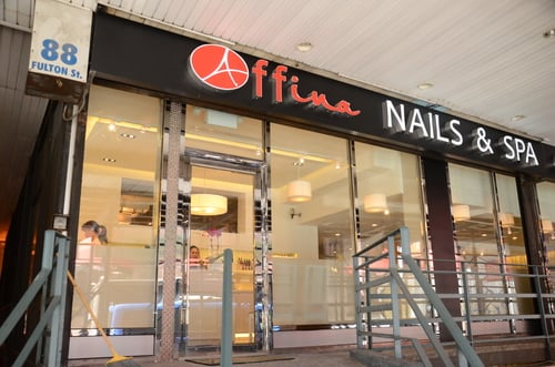 Affina nails and spa 75 photos 186 reviews nail for 186 davenport salon review