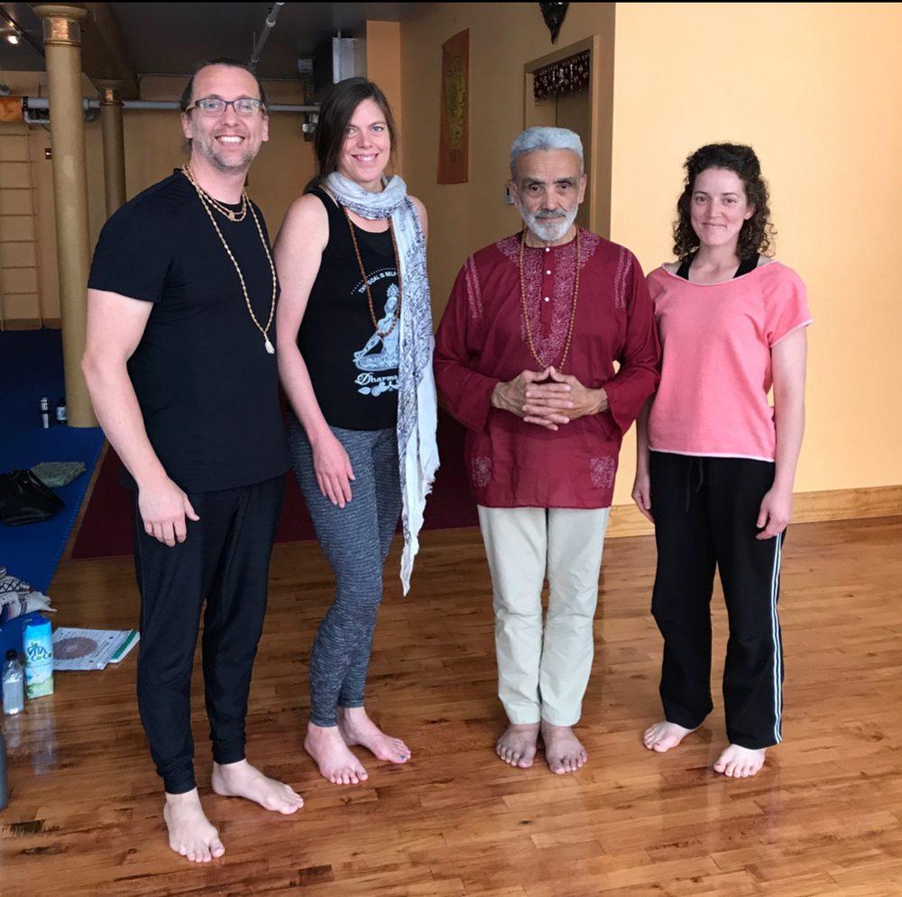 Social Spots from The Yoga Shala