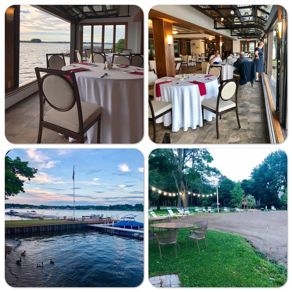 Iroquois Boating & Fishing Club: 10733 Konneyaut Trl, Conneaut Lake, PA