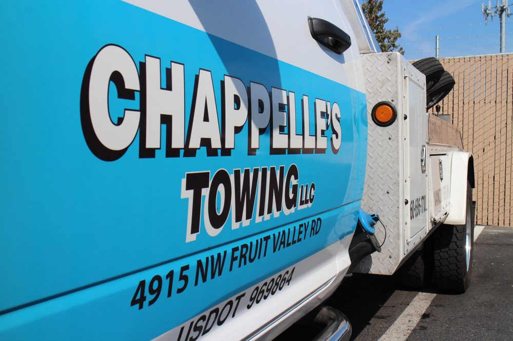 Towing business in Battle Ground, WA