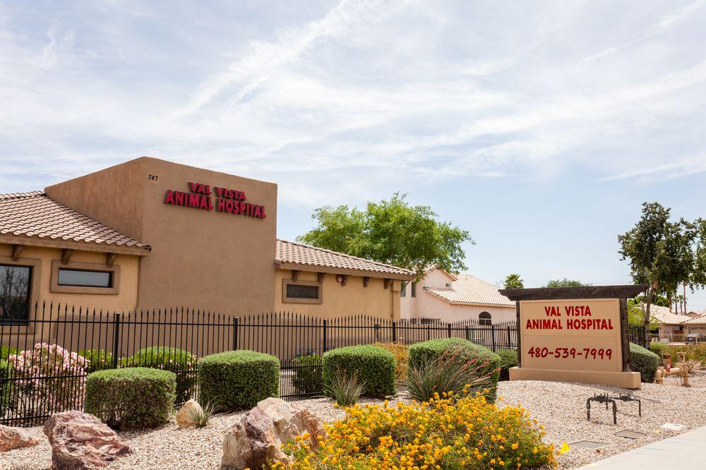 Val Vista Animal Hospital: 747 N Val Vista Dr, Gilbert, AZ