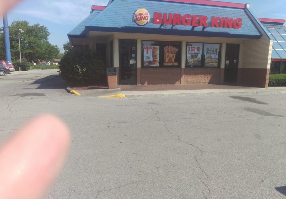 Burger king burgers 1975 welcome way monroe mi for Cuisine 1300 monroe mi