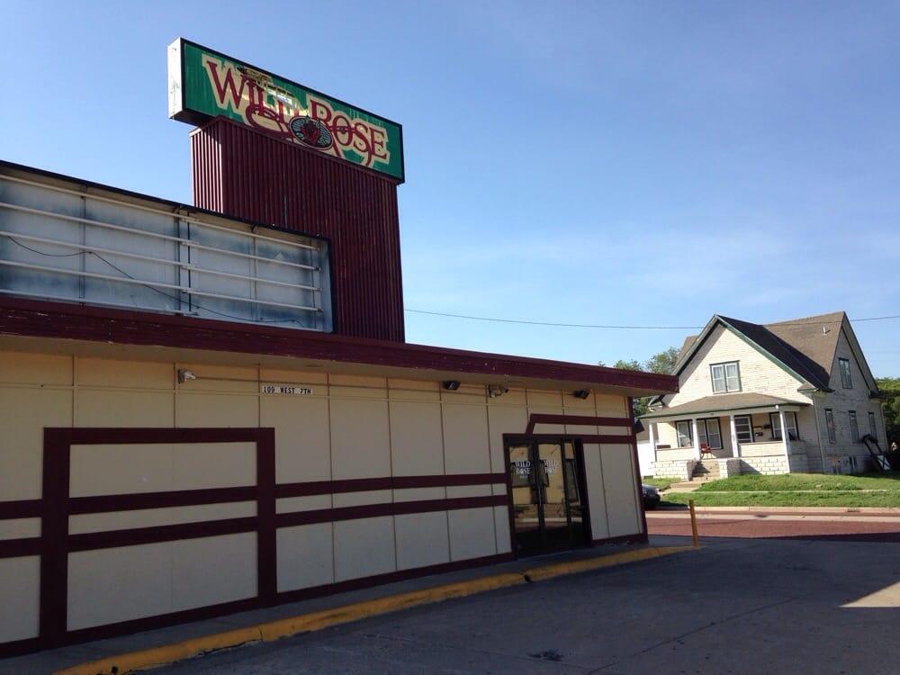 Wild Rose Inc: 109 W 7th St, Hays, KS