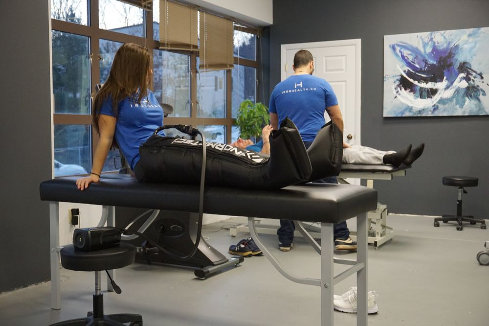 Iron Health: 515 N State Rd, Briarcliff Manor, NY