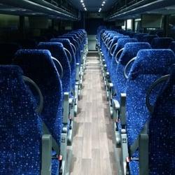 Bostonista matkustimme New Yorkiin LuckyStar- yhtiön bussilla. Matka maksoi  vain $15 per henkilö. Bussi oli ilmastoitu, ja siellä oli käytössä lipun  hintaan ...