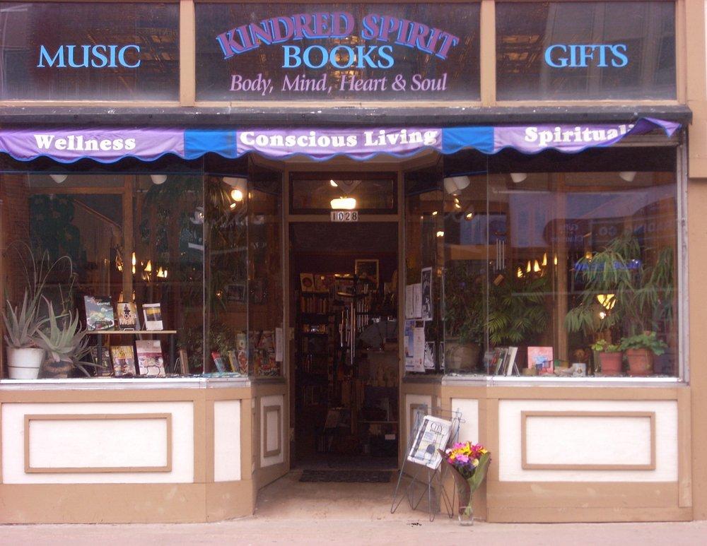 Kindred Spirit Books