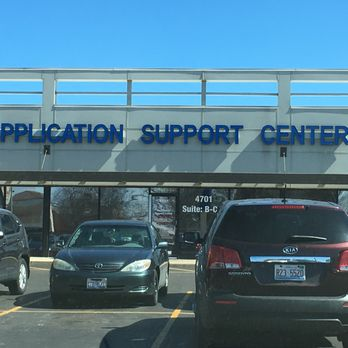 Photo Of Uscis Application Support Center For Illinois Norridge Il United States