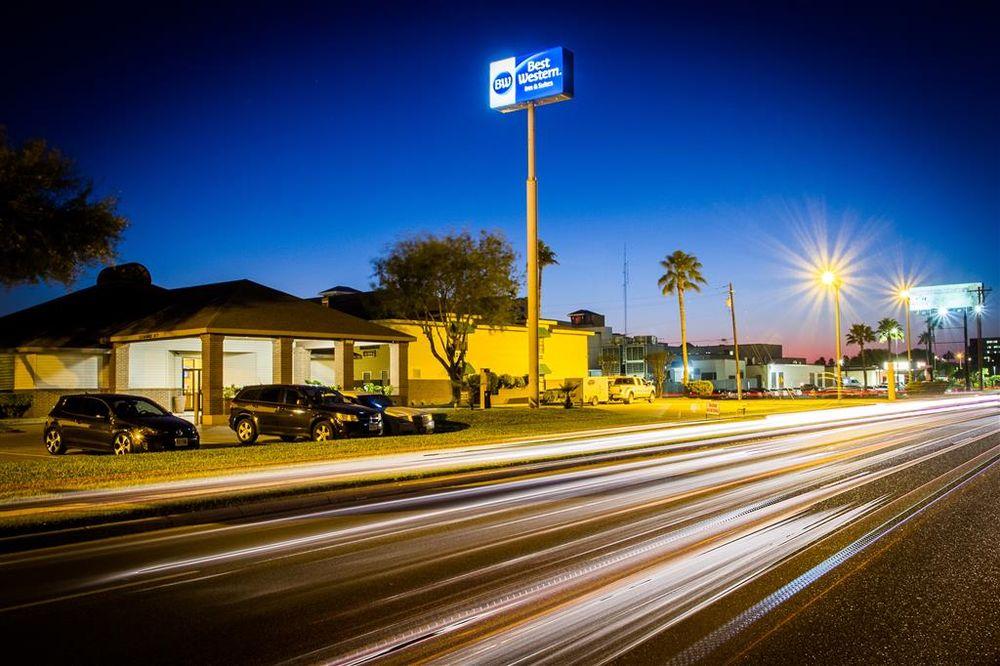 Best Western Rose Garden Inn & Suites: 300 E Expressway 83, McAllen, TX