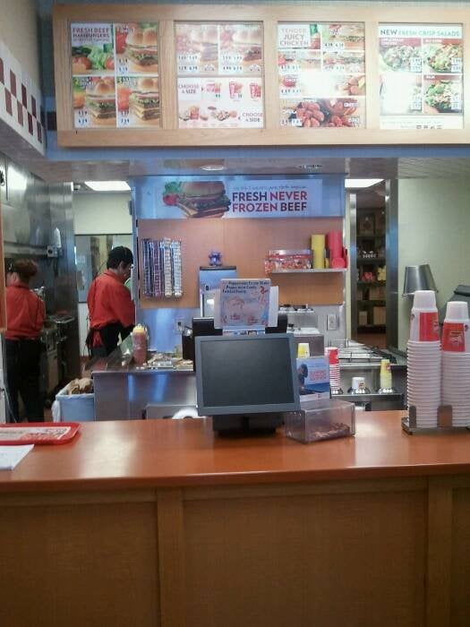 Wendy's: 1050 West 1250 South, Richfield, UT