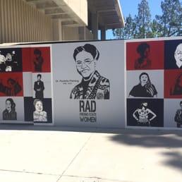 Fresno State Conley Art Building