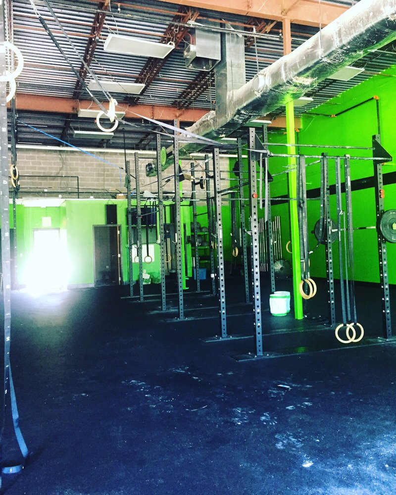 Pivot Point CrossFit: 5603 High St W F, Portsmouth, VA