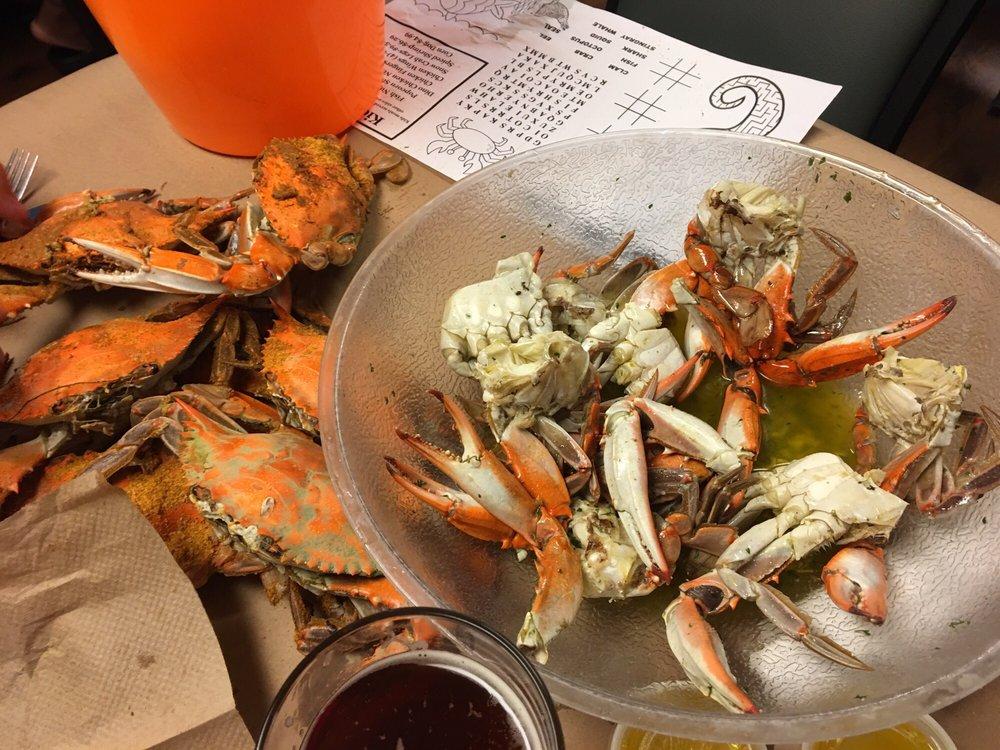 Blue Ridge Seafood Restaurant: 15704 Lee Hwy, Gainesville, VA