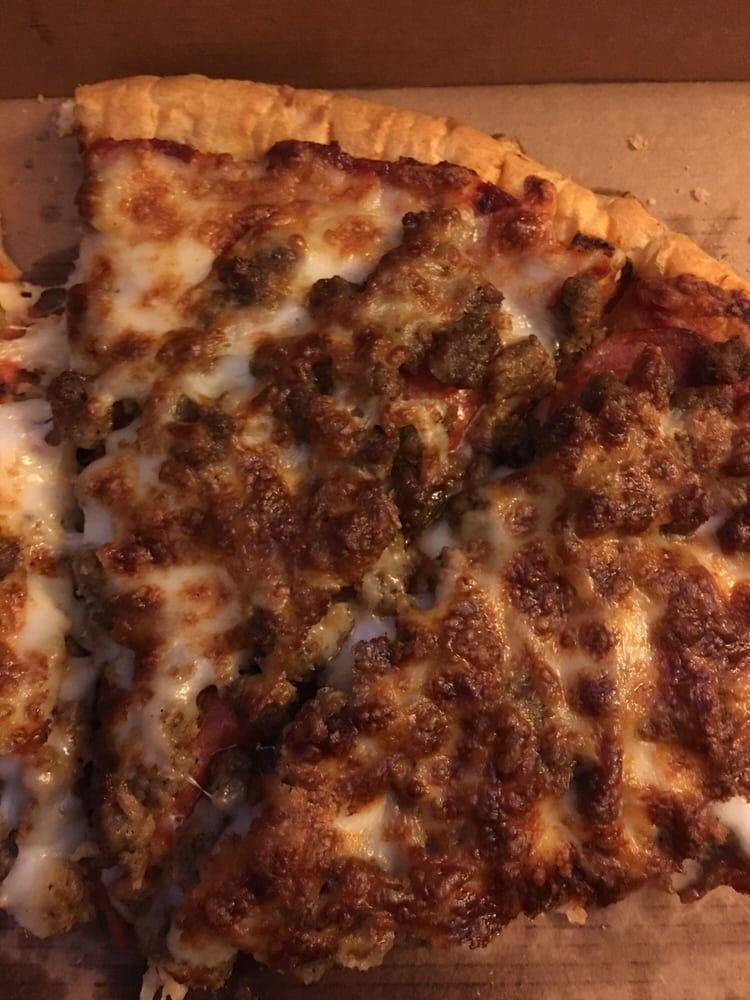 Pizza Pro: 605 N Temple Dr, Diboll, TX