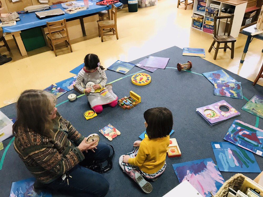 Oswego Play School: 516 8th St, Lake Oswego, OR