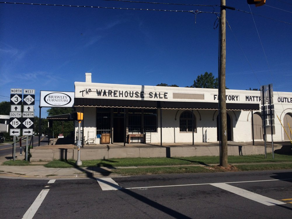 Brawley Furniture: 304 N Broad St, Mooresville, NC