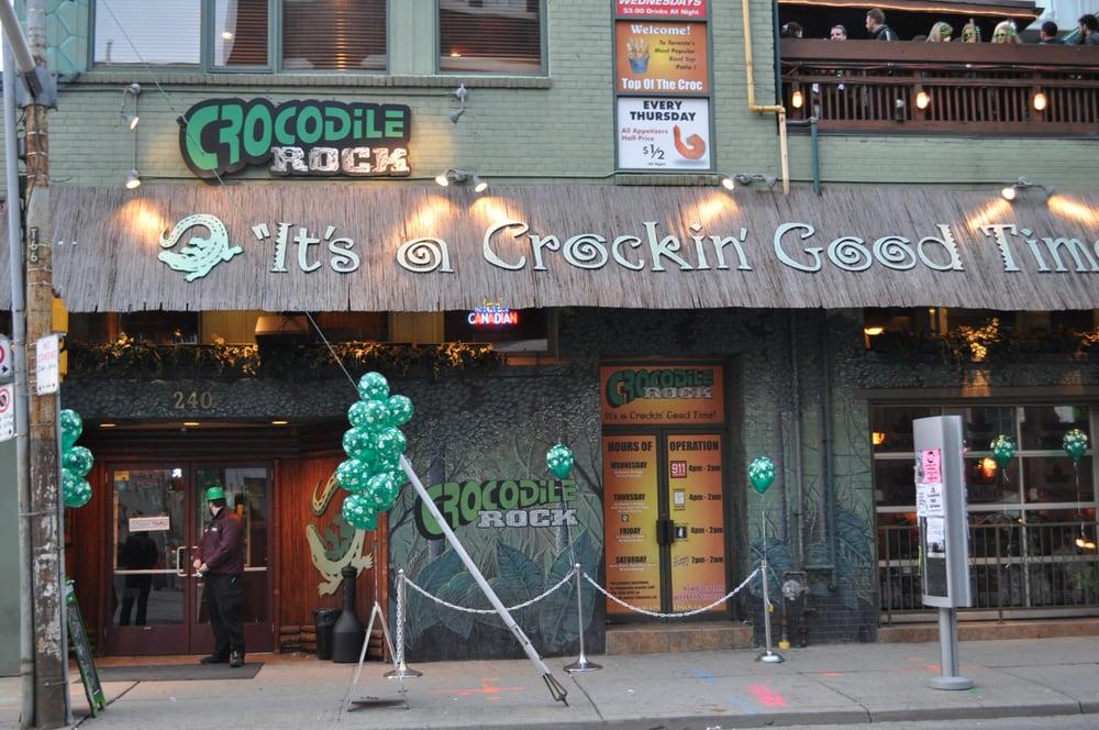 ADELA: Crocodile Rocks Toronto