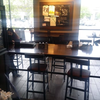 Captivating Photo Of Starbucks   Calabasas, CA, United States. Wireless Charging  Stations All Over