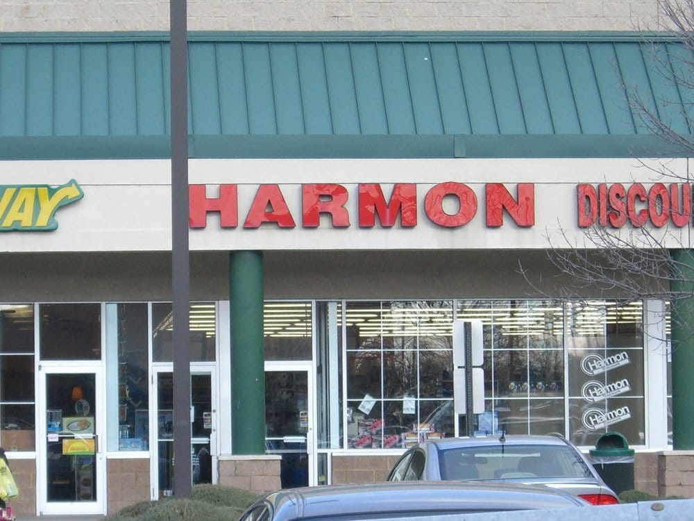 Harmon Stores - Beauty & Makeup - 675 Paterson Ave ...