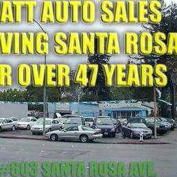 Car Dealers Near Santa Rosa Ca