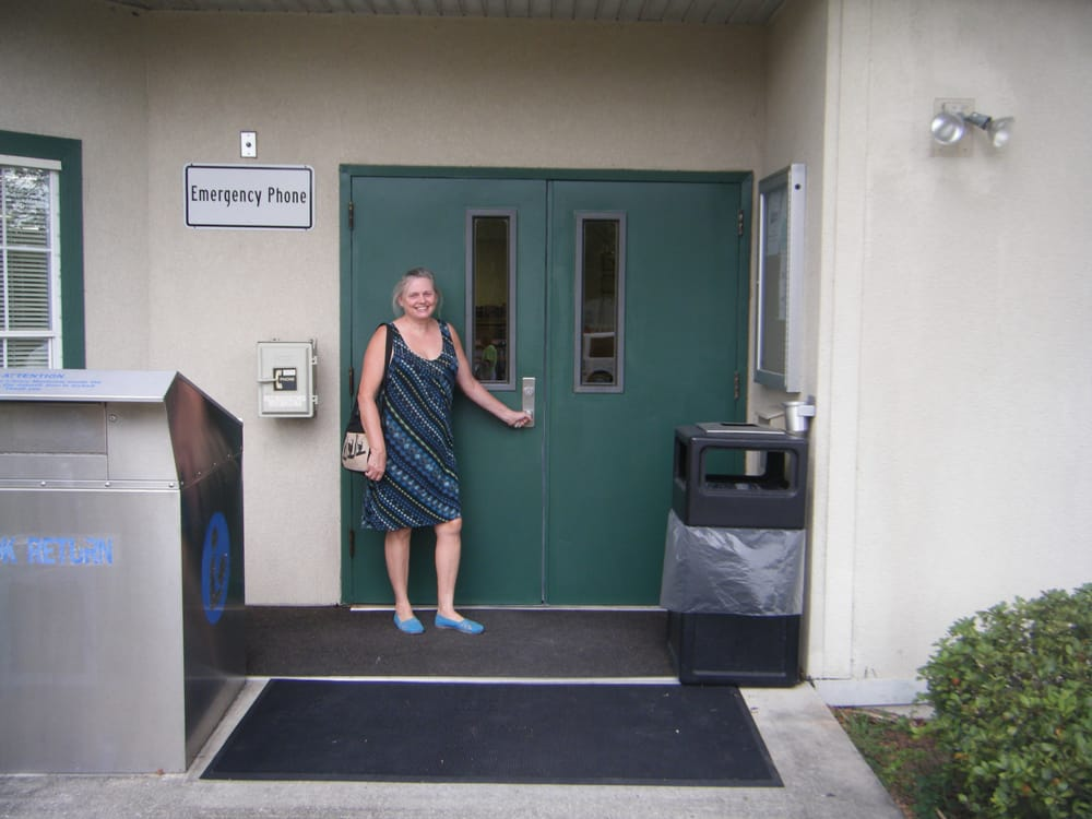 Astor Public Library: 54905 Alco Rd, Astor, FL