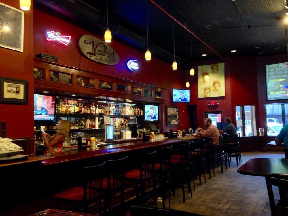 Velvet Elvis Supper Club: 113 W Hancock St, Milledgeville, GA