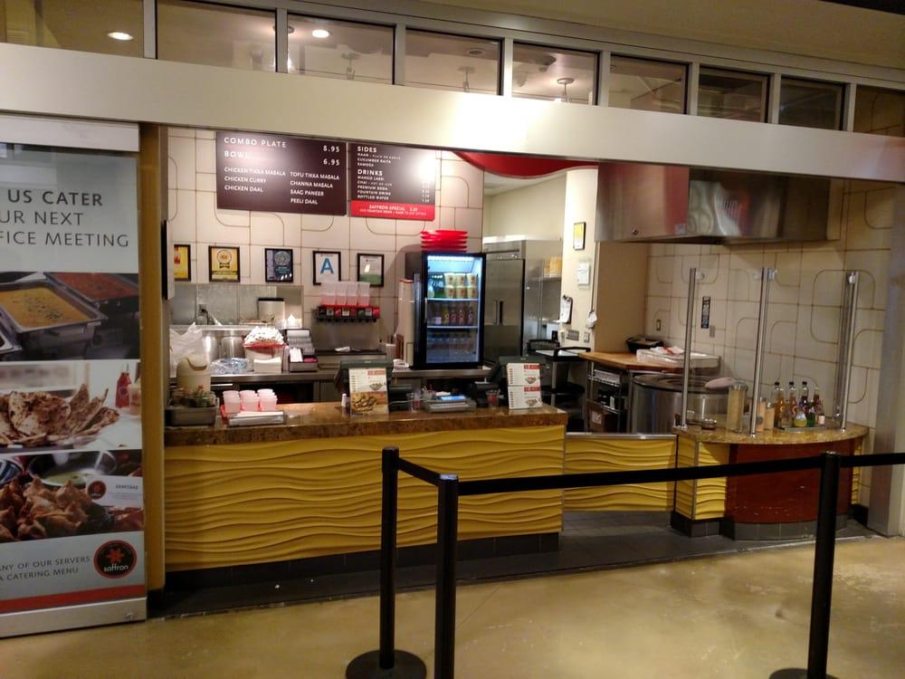 Underground Food Court Downtown Los Angeles