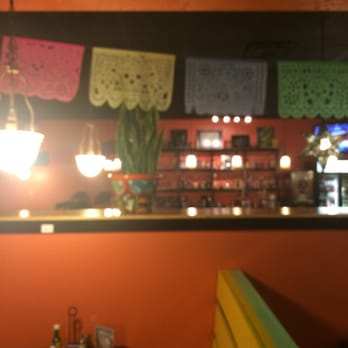 Photo Of El Paso Mexican Restaurant Falmouth Ky United States The Bar