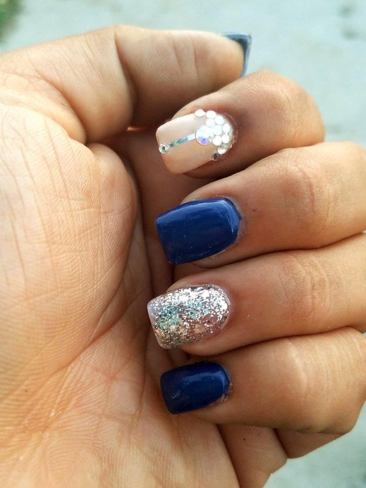 USA Nails: 442 S 6th St, Sunnyside, WA