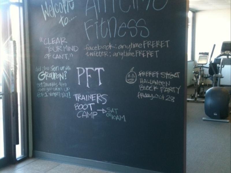 Anytime Fitness: 4600 Freret St, New Orleans, LA